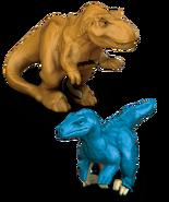 Thumb jwm TyrannosaurusVelociraptor
