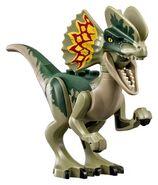 75931 1to1 MF Dilophosaurus