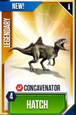 Concavenator