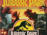 Jurassic Park Official Souvenir Magazine