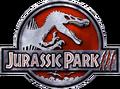 Jurassic Park III - Original logo