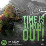 DPG - Time is running out