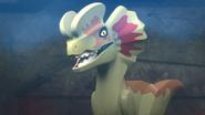 Юнннныйдилофозавр