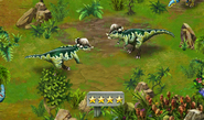 Level 40 Pachycephalosaurus