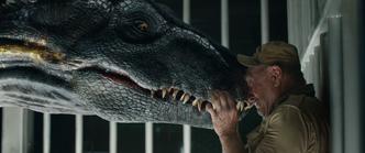 Face à face Indoraptor et Wheatley 9