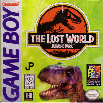 The Lost World: Jurassic Park (Game Boy game)