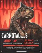 CarnotaurusJurassicBattles