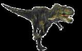 Lista de dinosaurios de InGen