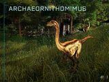 Археорнитомимус