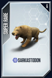 Sarkastodon New Card.png