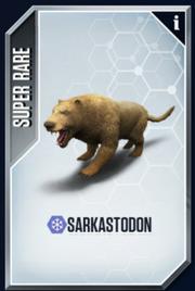 Sarkastodon New Card.png