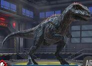 Acrocanthosaurus JWA