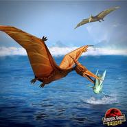 Pteranodon-bananogmius