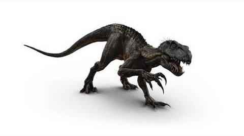 Indoraptor Sounds