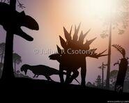 Stegosaurus Csotonyi2