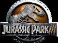 Jurassic Park III - Orange logo