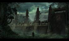 Jw travis-lacey-raptor-fences-jurassic-park-jurassic-world-fan-concept-art-travis-lacey