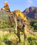 JP Corythosaurs