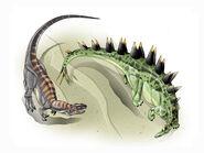 Dc card tuojiangosaurus big