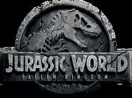 Jurassic World Fallen Kingdom - Logo