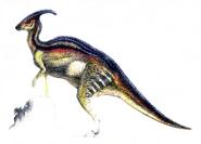 Jurassic park concept art parasaurolophus alt by indominusrex-dbp4pyp