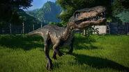 JWE DLC dinosaur Baryonyx noui