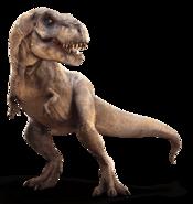 Jurassic world tyrannosaurus rex by sonichedgehog2-d87wp3n