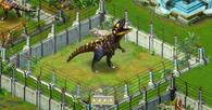 Level 40 Carcharodontosaurus