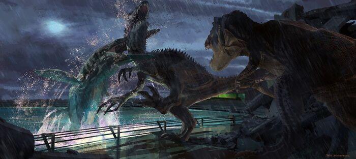 JurassicWorld MosasaurusEatsIndominusRex.jpg