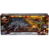 Jurassic World Camp Cretaceous - Camp Adventure Set