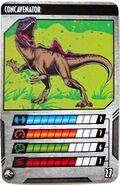 Concavenator card 2