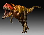 Giga rom-dinosaurs-Giganotosauru