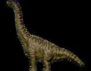 Брахиозавр окрас 2001 (E)