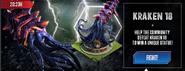Kraken 18 Announcement News