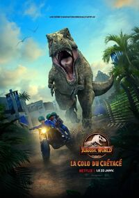 Jurassic World Colo du Crétacé Poster 3