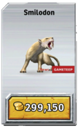 Jurassic-Park-Builder-Smilodon
