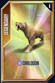 Smilodon New Card.png