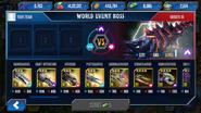 Kraken 18 Battle Screen