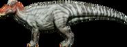 """Эдмонтозавр Тип """"Дождевые леса"""""""