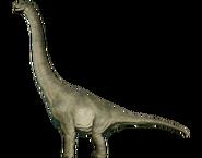 Брахиозавр окрас 1993 (A)