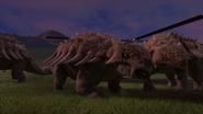Ankylosaurus surrounding (1)