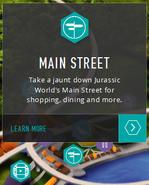 Main Street map info