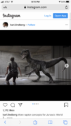 Indoraptor Concept Art 23