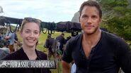Chris Pratt's Jurassic Journals Kelly Krieg (HD)