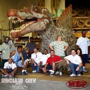 Spino crew