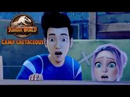 Season 3 Trailer - JURASSIC WORLD CAMP CRETACEOUS - NETFLIX