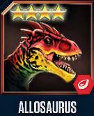 Allosaurus 40 Icon