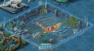 Level 40 Hainosaurus