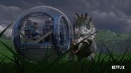 Sinoceratops charging
