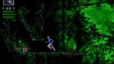 Jurassic Park (Sega MD Sega Genesis) - (Dr